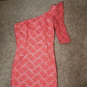 Boom Lace Mini Dress